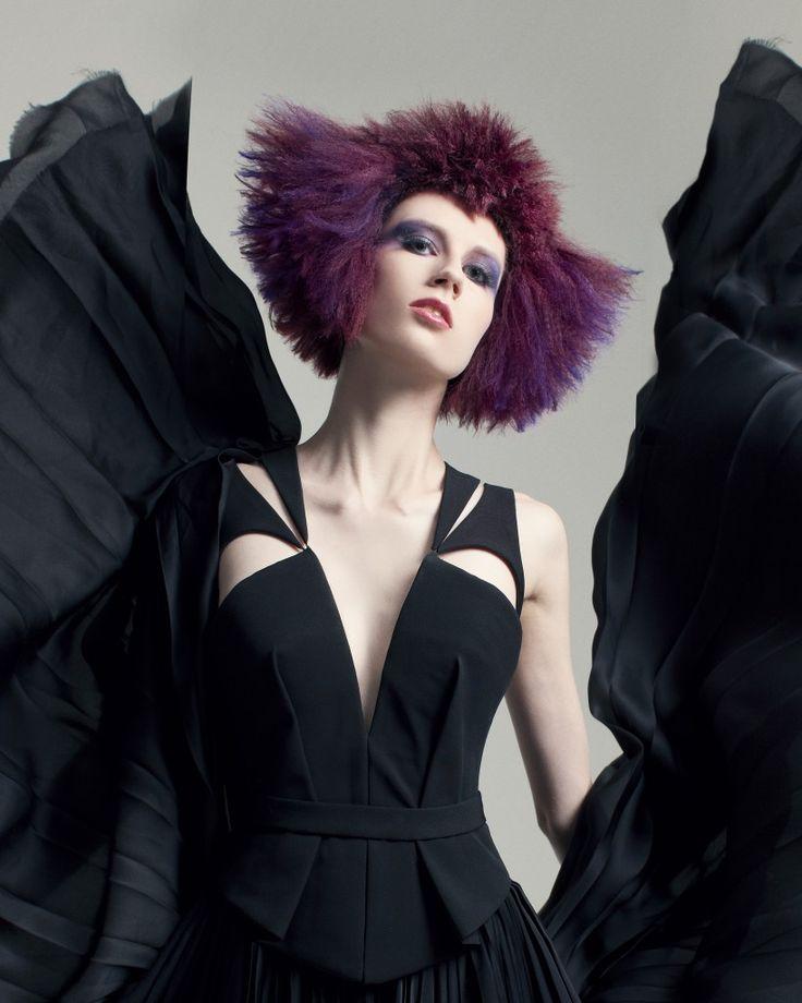ROXY 2012 - Wella Trend Vision by Shirley Gordon