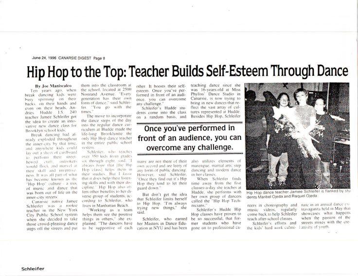hip hop dance curriculum pdf