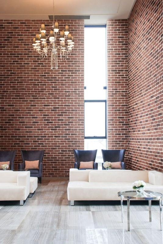 25 best briquette de parement ideas on pinterest briquette parement textures murales and mur - Briquettes parement cuisine ...