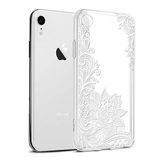 coque antichoc iphone xr blanc
