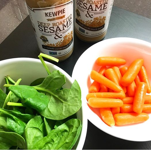 Hawaii Mom Blog: Hummus Recipe Using Kewpie Deep Roasted Sesame Dre...