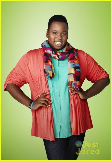 Alex Newell as Unique