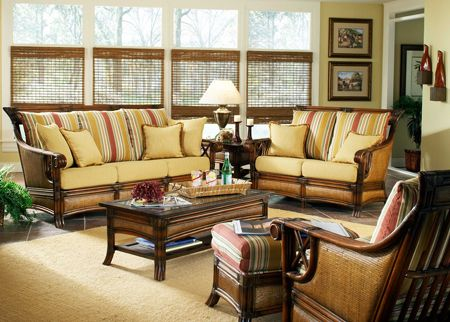 17 Best Images About Beautiful Indoor Wicker And Rattan Living
