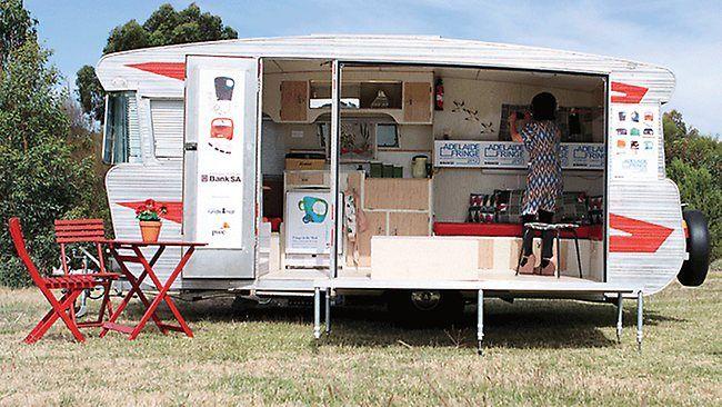 Smoothie Food Truck Melbourne