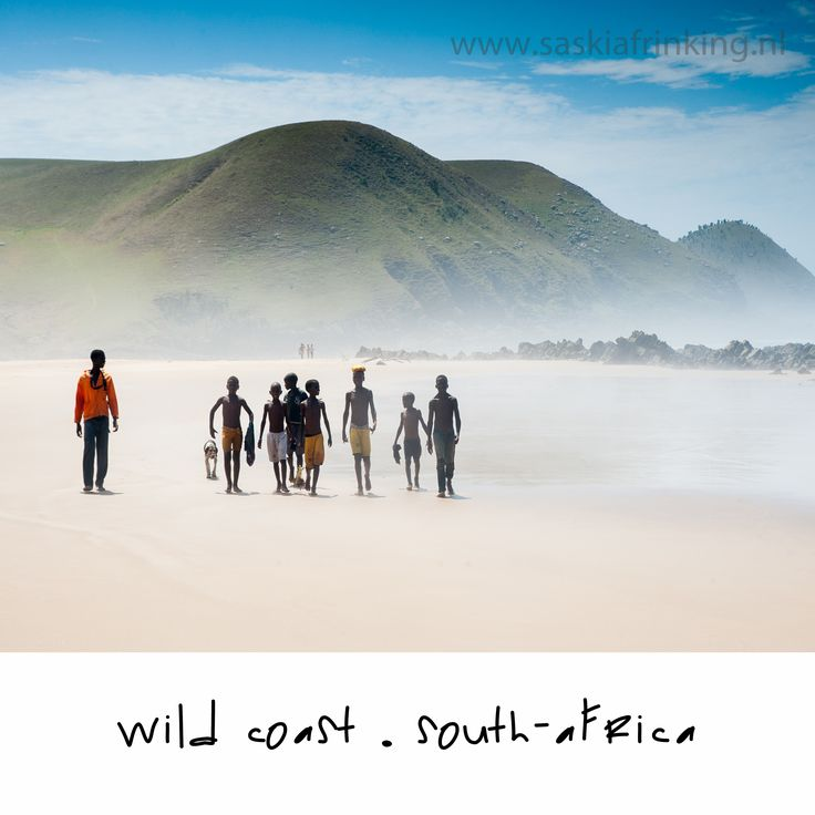 Mambo design postcard South-African people