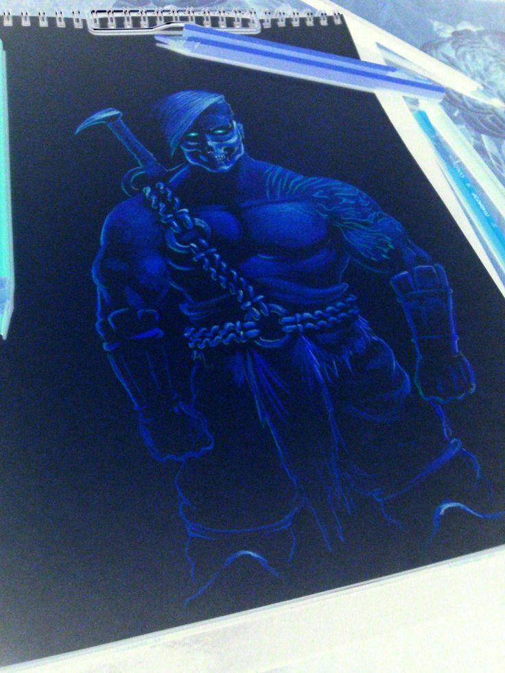 Shadow Jago KI by PitBOTTOM.deviantart.com on @DeviantArt