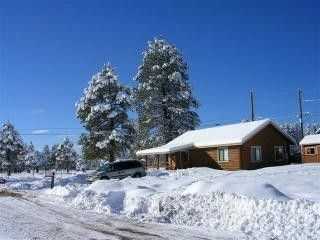 Flagstaff Vacation Rental - VRBO 358176ha - 2 BR Canyon Country & Northeast Cabin in AZ, Cozy Log Cabin for Vacation Rental in Flagstaff, Ar... $150. 2/1