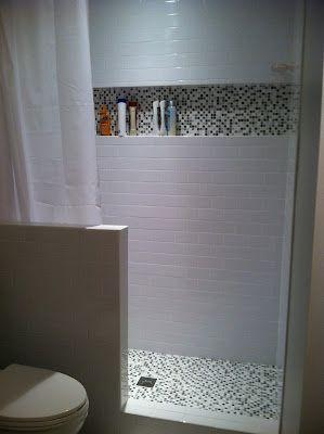 shower remodel idea