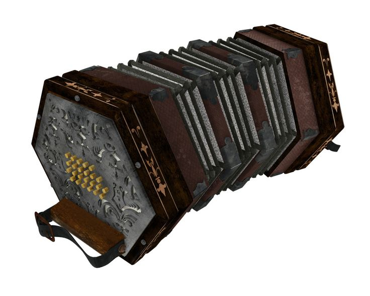 how to play a 20 button anglo concertina