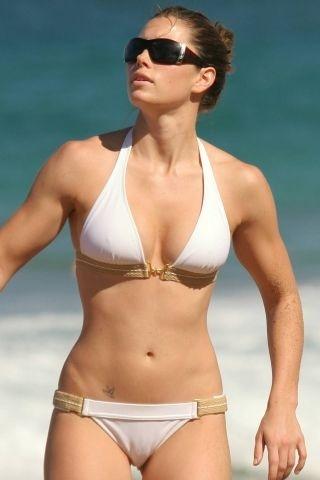 Jessica Beil Body Love Pinterest Broad Shoulders My