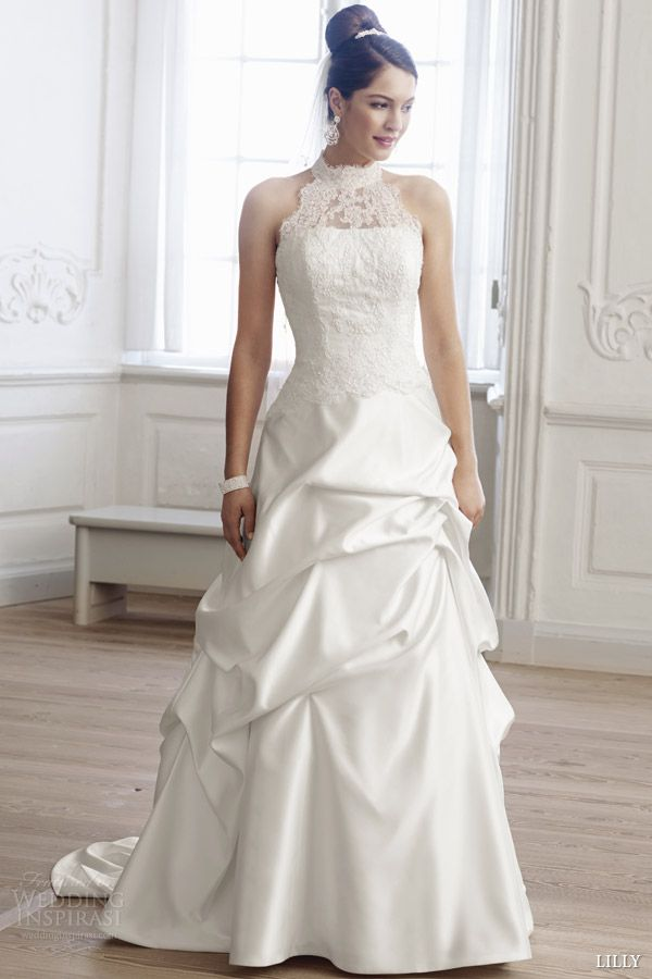 75 best Lilly menyasszonyi ruhák images on Pinterest | Short wedding ...