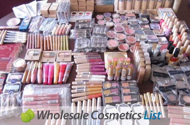 Wholesale Cosmetics List sales a wholesale makeup suppliers list that sells brands such as Clinique, MAC, Too Faced, Nars, and more for a dollar per item. http://wholesalecosmeticslist.com/