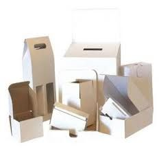 Cardboard boxes are made from cardboard and custom   cardboard boxes are the robust most type of boxes which you   can acquire by cardboard boxes online service offered by  www.print24by7.com  We offer free graphics and customization and manufacturing   quality is good, free shipping is provided.