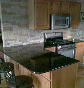 kitchen backsplash?