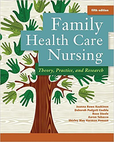 Test Bank Family Health Care Nursing Theory Practice And Research