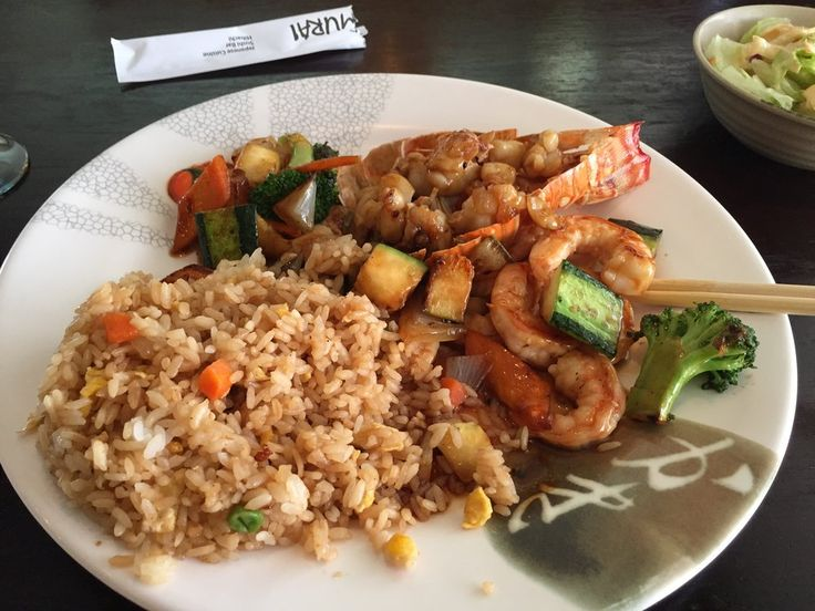 Chow down on Asian cuisine made so fresh in Lawton, Oklahoma that fish shipments arrive direct from Hawaii. Samurai Sushi & Hibachi prides itself on cooking up fresh fish in a variety of dishes, from shrimp tempura rolls to lobster hibachi.