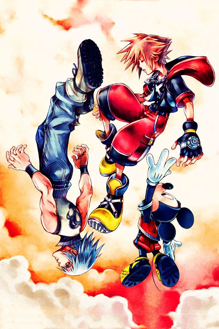 Best 25 Kingdom Hearts Wallpaper Ideas On Pinterest Kingdom Hearts Kingdom Hearts 1 And