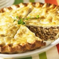 Tourtiere From Quebec Recipe