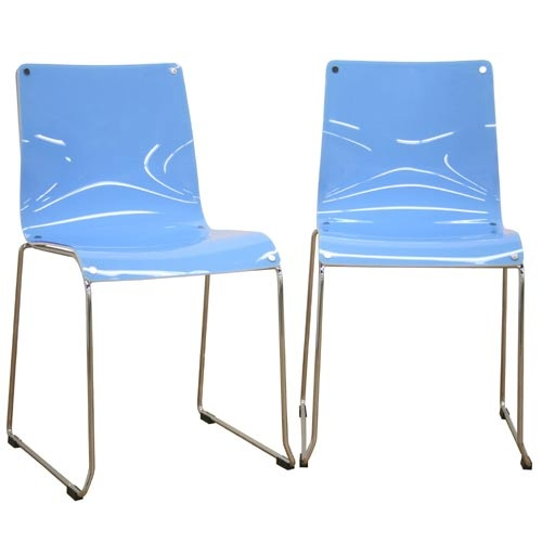 Blue Accent Chair Wholesale Interiors Armless Chairs Accent Chairs Accent Furniture