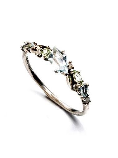 Unique, handcrafted outrageously beautiful engagement rings you can actually afford