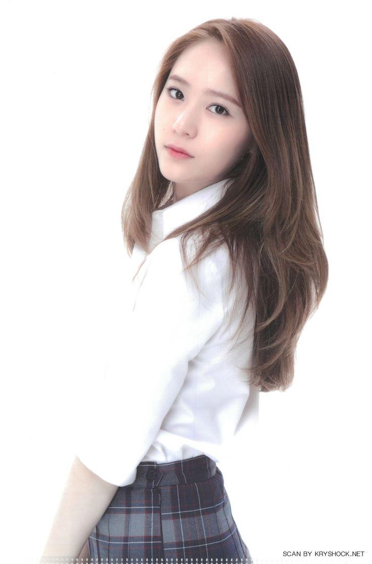 krystal <3 simple hair and makeup