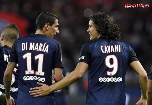 Berita Olahraga : Hasil dan Cuplikan Paris Saint-Germain 2-0 Montpellier