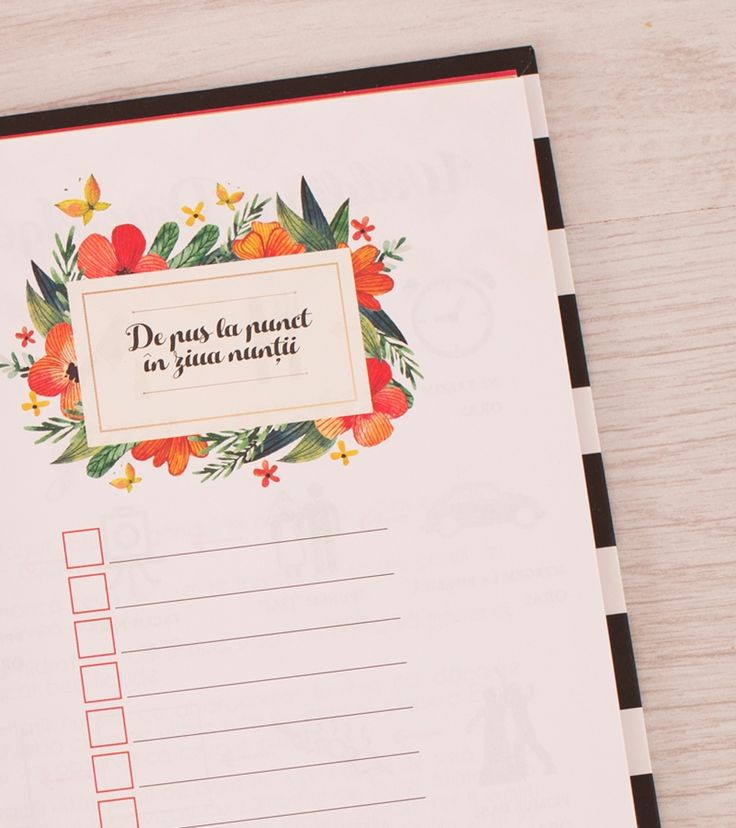 Wedding Planner - Agenda de nunta Lady Cozac44
