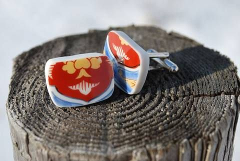 Shards of Hope: Jewelry made from pottery broken by Japan's tsunami (Video) : TreeHugger
