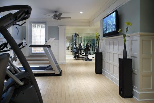 Gym Photos Design, Pictures, Remodel, Decor and Ideas - page 9