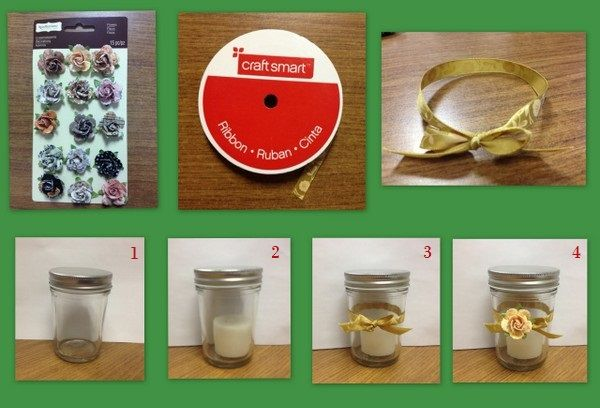 DIY Mason Jar Ideas from hotref.com