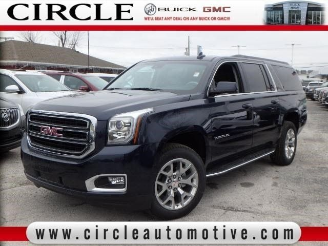 Cars for Sale: New 2017 GMC Yukon XL 4WD SLT for sale in highland, IN 46322: Sport Utility Details - 442616415 - Autotrader