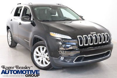 eBay: 2017 Jeep Cherokee Limited Sport Utility 4-Door 2017 JEEP GRAND CHEROKEE LIMITED LEATHER REAR CAM AUTO #jeep #jeeplife