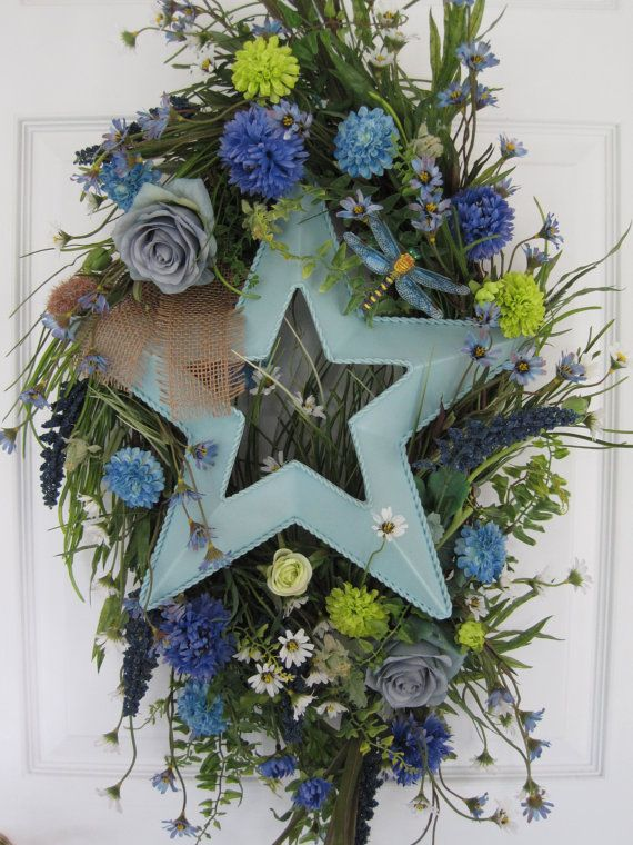 30 best Oval Wreaths images on Pinterest | Door wreaths, Floral ...