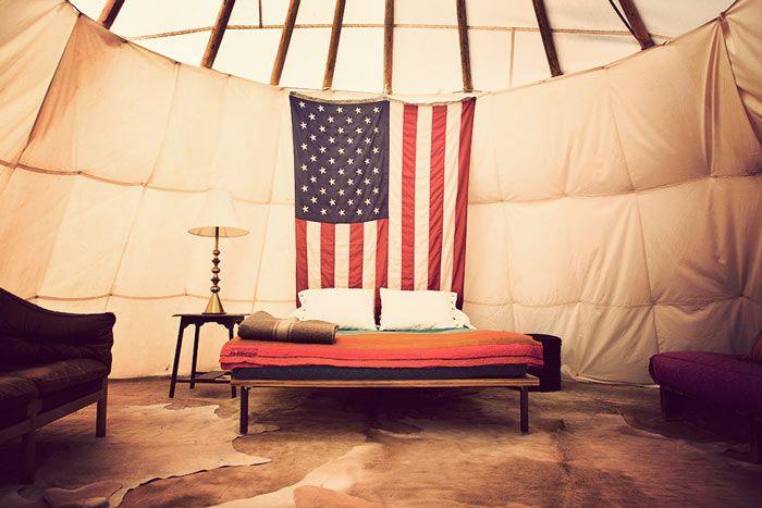 El Cosmico in Marfa Texas - Hotel like you've never seen before. Read more at jebiga.com