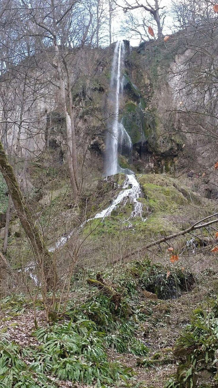 Uracher Wasserfall - Bad Urach, Germany