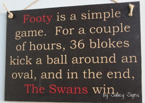 Simple-Game-Swans-Sydney-Aussie-Rules-Sign-Bar-Shed-Man-Cave-Wooden-Rustic-BBQ