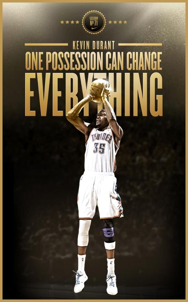Lesson No. 71: One possession can change everything. http://t.co/322iiTuA