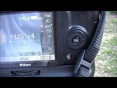 Nikon D3000 Manual Mode Explained