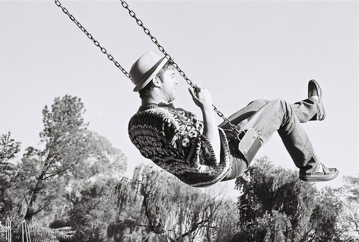 Pentax k1000- swing