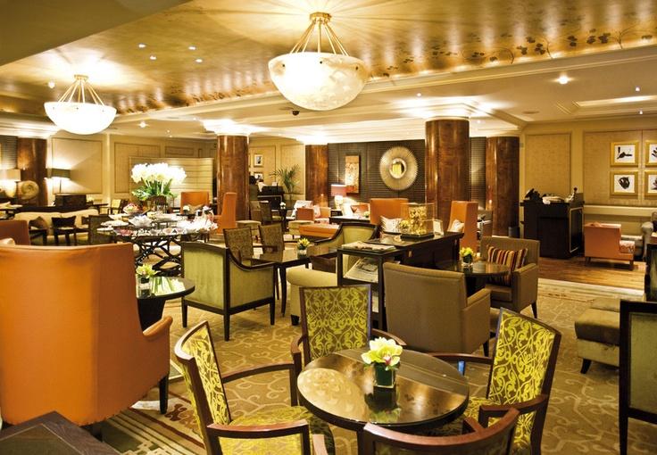 Tower Hotel London Tea