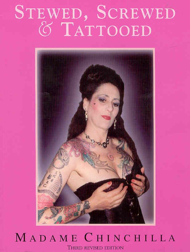 I love Madame Chinchilla, she is a long time friend, a talented artist, & has wonderful stories to tell. This book is an interesting look into tattoo history & a bit of the psychology of it...which is right up my alley! A must have for any tattoo enthusiast!: Tattoo Enthusiast, Skin Art, Book Worth, Wonder Stories, Long Time, Time Friends, Talent Artists, Tattoo History, Madame Chinchillas