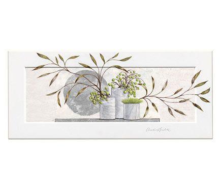 Cuadro x cm luna plantas leroy merlin with stickers bb - Stickers chambre bebe leroy merlin ...