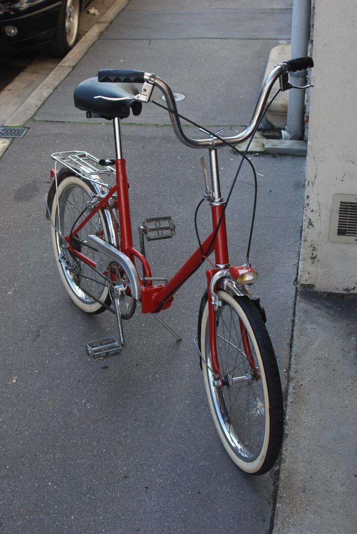 V 233 lo pliable souvenirs souvenirs pinterest bikes and minis