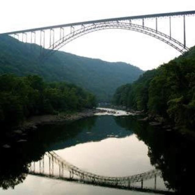 Breathtaking new river gorge bridge in wvNew Rivers Gorge, Mountain, West Virginia, New River Gorge, Rivers T-Shirt, Shorts, Places, Gorge Bridges, Steel Arches Bridges
