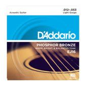 Visit us online or in store for #DAddario EJ16 Phosphor Bronze - Light, 12-53  {1568 #MerivaleRoad Corner Of #MeadowlandsDrive In #Nepean} www.granatamusic.com