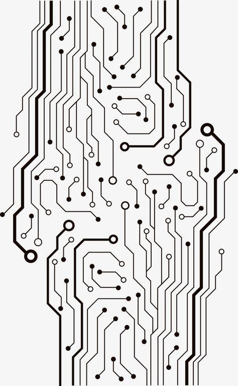 Circuit Board  Circuit Diagram  Motherboard Png