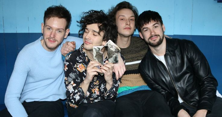 Official Charts (@officialcharts) | Twitter. The 1975 is nominated for Best British Group and Album of the Year at the BRIT Awards 2017.