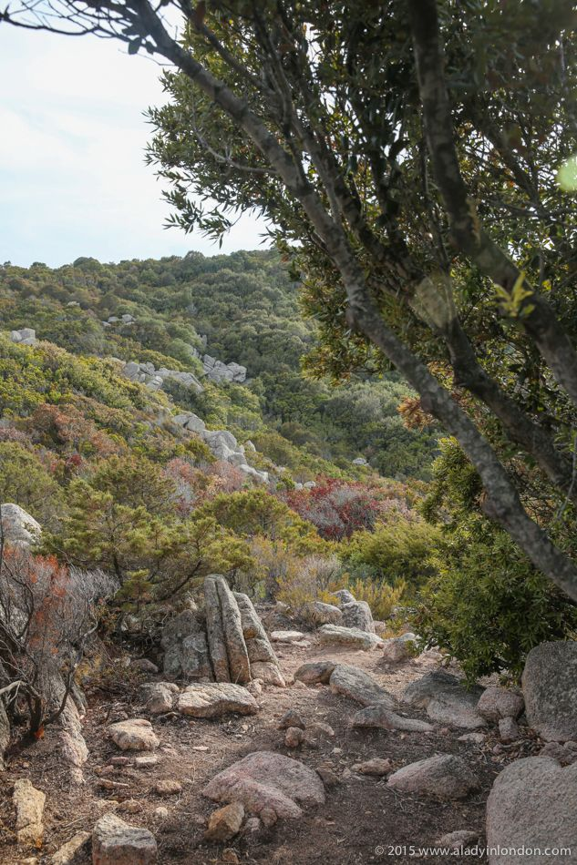 The best places to visit in northern Sardinia! This beautiful island in Italy is one of the gems of the Mediterranean, and has a lot of great walking and hiking trails in the mountains.