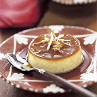 Coconut Flans by SELF