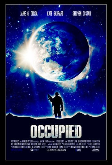 New poster art for Occupied...